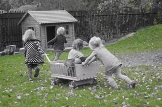 plac zabaw montessori