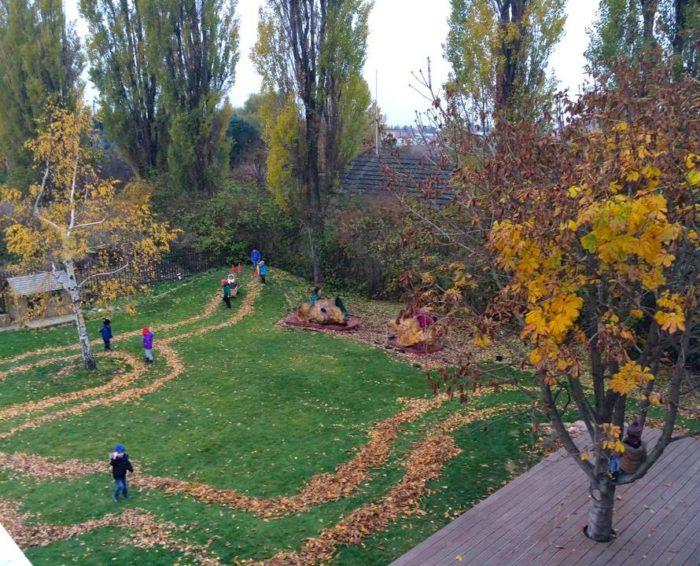 ilovemontessori przedszkole ogrod